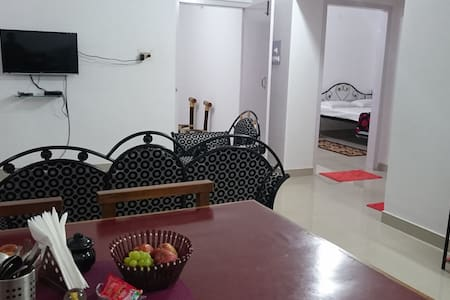 Home Away Home- Family Getaway-Close to GS Road - Guwahati