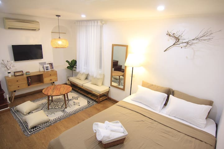 Apt 2 Bedrooms_Oldquarter_2 min to Hoan Kiem Lake