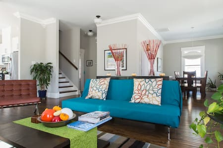 Modern comfort in historic area - Fort Worth - House - 1