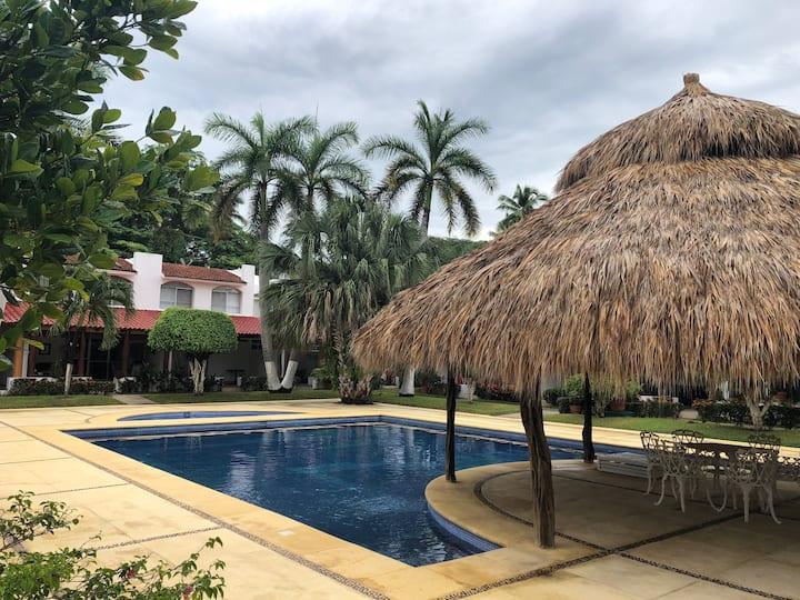 Práctica Villa en Ixtapa-Zihuatanejo