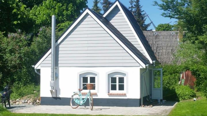 Urlaub im Hühnerhaus auf dem Ferienhof Nissen