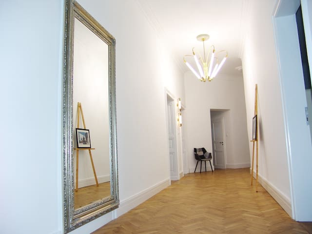 Traumwohnung: 200m² in Stadtvilla - Bochum - Apartment