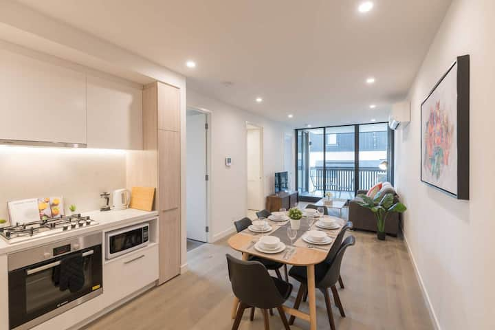 Chloe Serviced Apartment 2 Bedroom #4