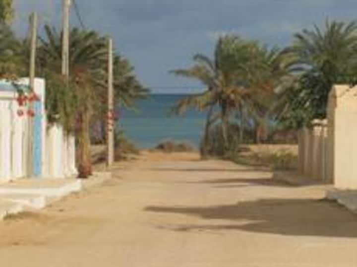 Maison des vacances Djerba Zarzis - TUNISIE