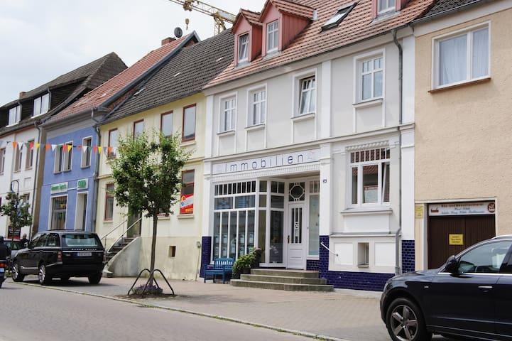 Kleines Loft in Malchow - zentral, aber ruhig! - Malchow - Apartment