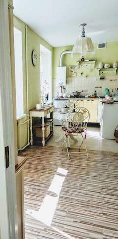 Очаровательная квартира на берегу Балтийского моря