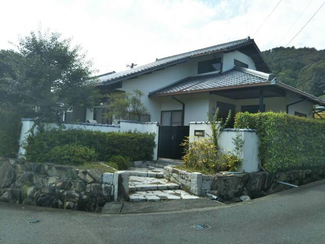 日本の里山を楽しむ。 Enjoying! Japanese culture!!