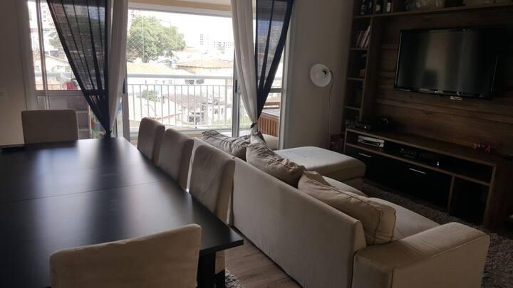 Excelente Apartamento Jardim Marajoara com 3 dorms