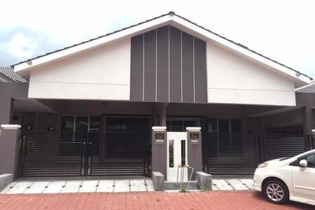 Al-Muazzin Homestay Gerik, Perak