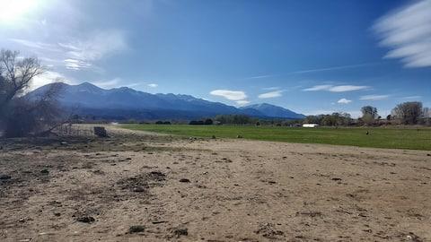 Mountain Meadow, Campsite #4