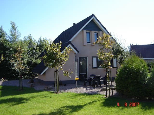 Holidayhouse in Friesland