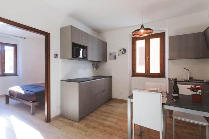 Moderno Appartamento nel Centro Storico