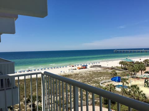 Gulf View-Beach and Bay Access-Free Beach Service!