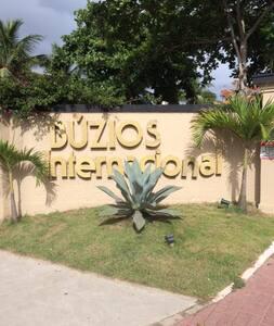 Apartamento Búzios Internacional Apart Hotel - Armação dos Búzios