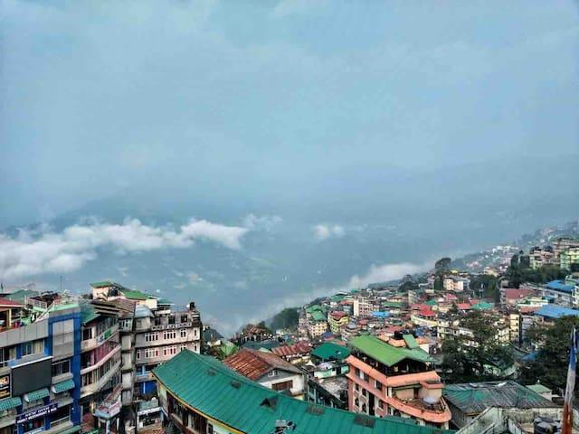 Gangtok Getaway..your private retreat