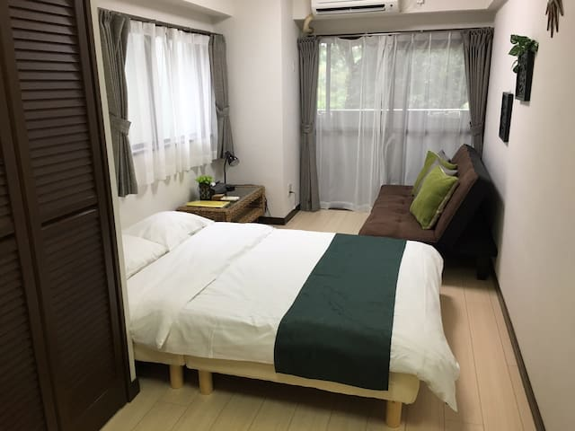 7*Business Sightseeing Easy access! WiFi
