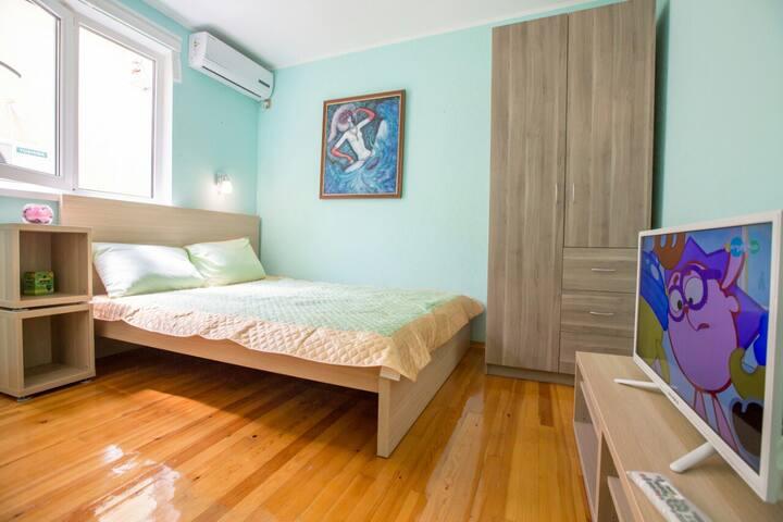 Двухместный люкс с видом на парк - Sochi - Rumah