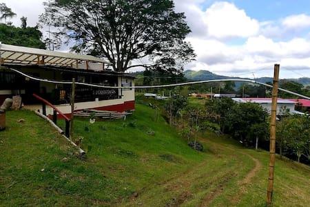 """Casa finca """"San Nicolás"""""""
