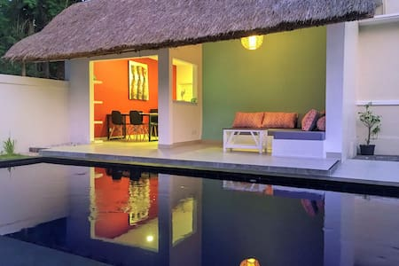 Ungasan with private pool and garden