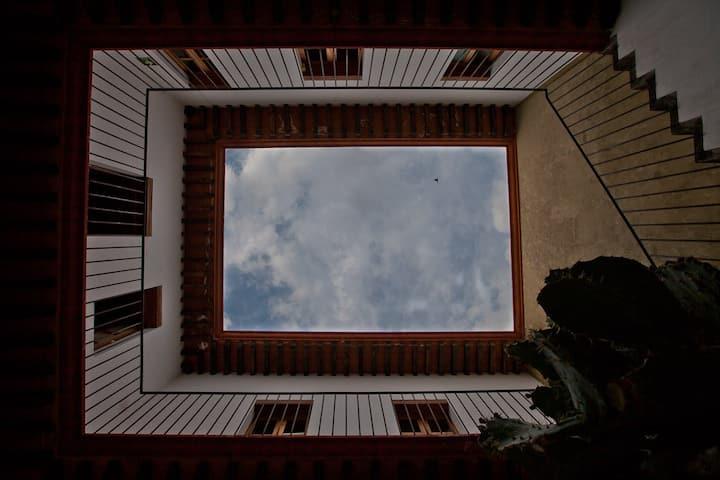 Loft Q, en la zona mas cosmopolita de Oaxaca.