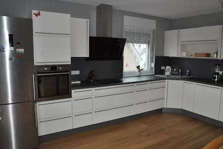 Komfortable Wohnung - Linden - Apartamento