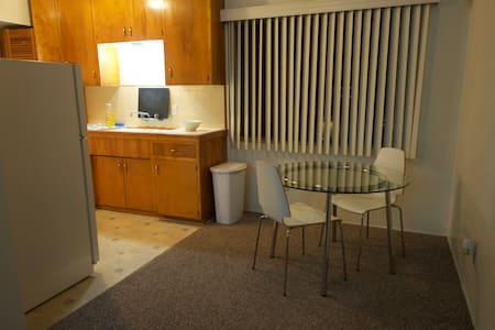 Full Apartment Near the best of SD - Apartment
