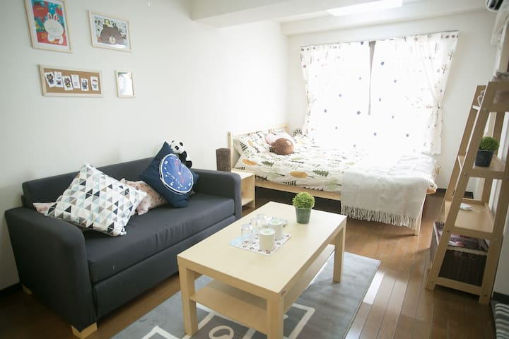 #New Opening# One Room Apartment Max 4 person - Setagaya-ku - Apartment