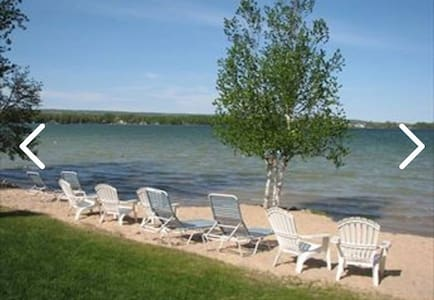 Lakefront Condo on Petoskey's Beautiful Round Lake