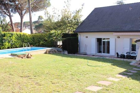 Casa piscina privada en Costa Brava - Llagostera - 独立屋