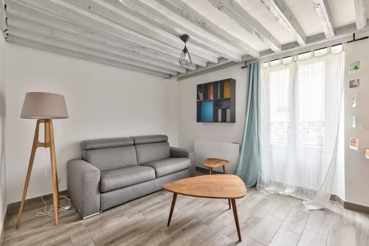 Superbe Studio Parisien - Butte aux Cailles