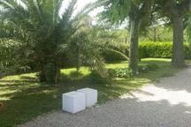 Maison 3 chambres en campagne proche d'Avignon