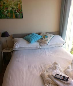 large room double bed and sofa bed or single bed - Hornchurch - House