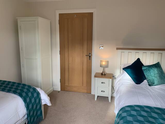 Bedroom Three - Single beds x 2