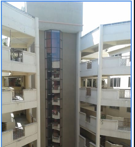 2 bedroom @Ameerpet city center