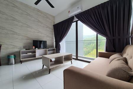 Lily Home ,5 Start Facilities,Cozy Unit (ALF0413)