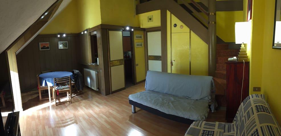 Hotel Club Residence Primula - Pescasseroli - Huoneisto