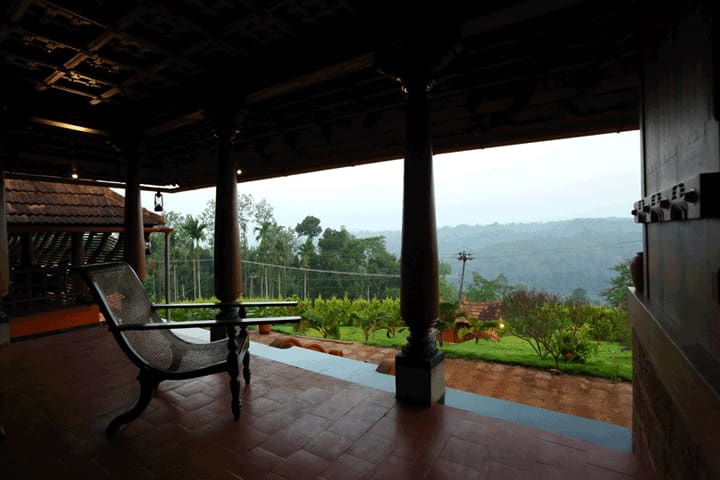 Naalukettu Wayanad (3 bed room Heritage Villa )