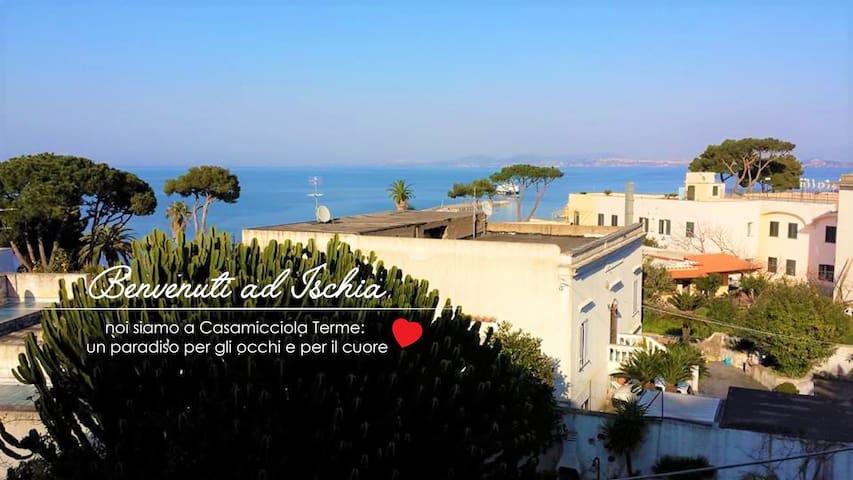 Casa Vacanze Ischia... mare, centro e porto vicino
