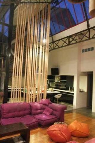 Loft atypique aux portes de Paris - Ivry-sur-Seine - Loft