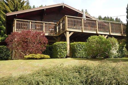 chalet avec  terrasse panoramique - Xonrupt-Longemer