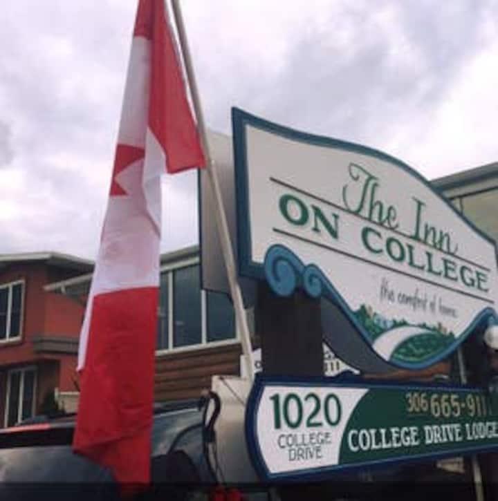 Saskatoon's Riverside Eco-Friendly Motel