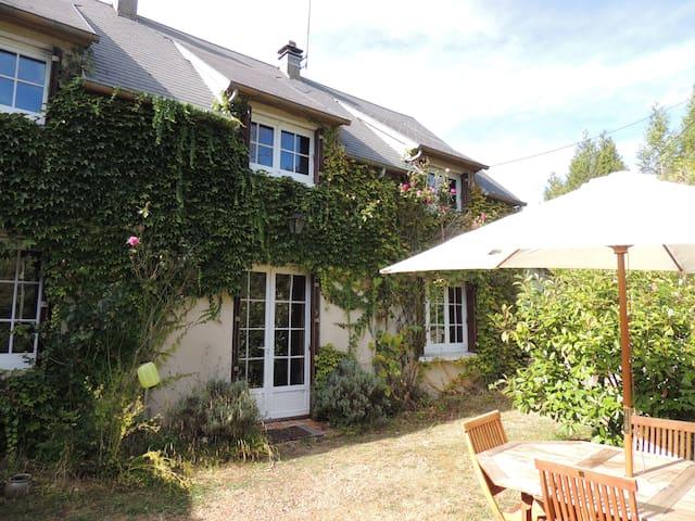 Charmant cottage normand à Soligny La Trappe - Soligny-la-Trappe - Casa