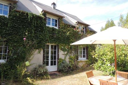 Charmant cottage normand à Soligny La Trappe - Soligny-la-Trappe - 独立屋