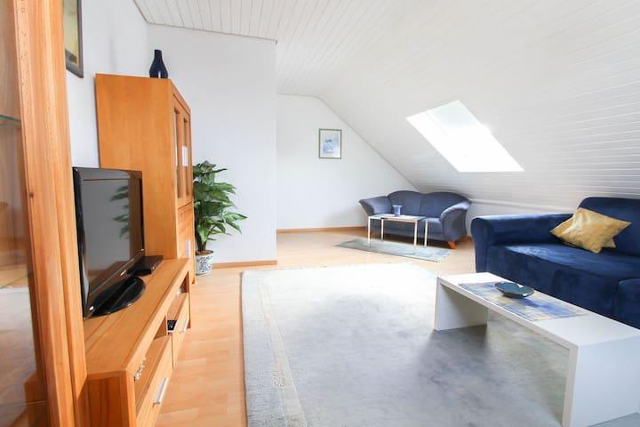 80qm zum Wohlfühlen - Konz - Apartamento