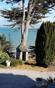 Manégor, villa au bord de l'eau - Saint-Cast-le-Guildo