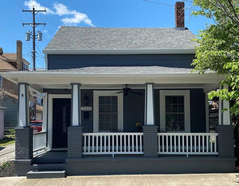 Charming Bungalow in Historic Downtown Madison