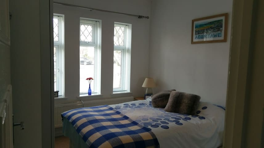 Double bedroom + ensuite bathroom - Cardiff - House