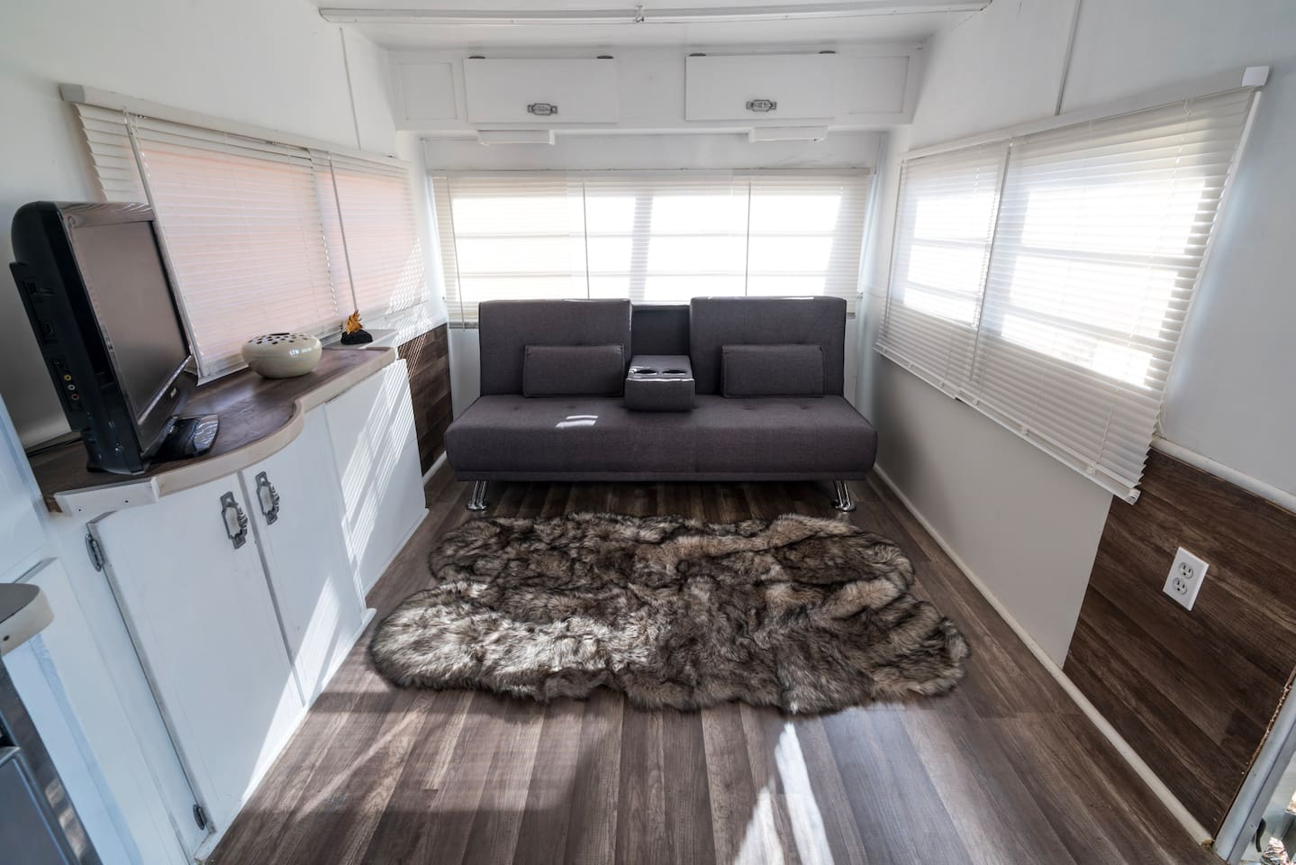 Your own little RV/ apartment style