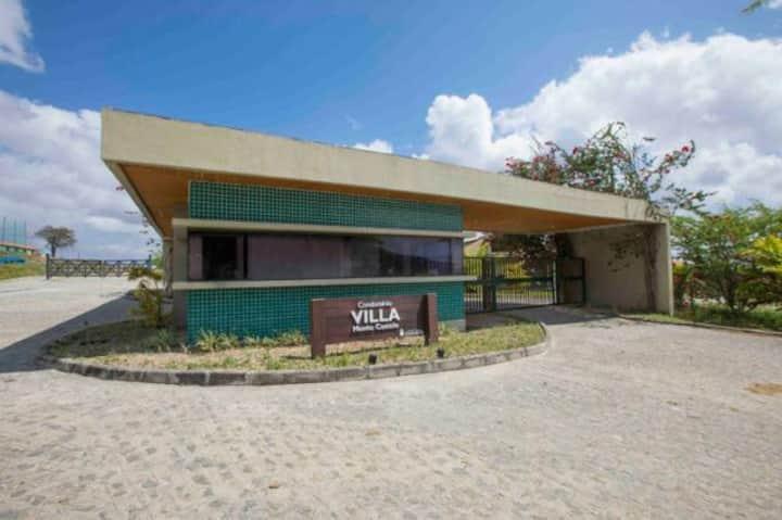 Flat Villa Monte Castelo                BRANCO