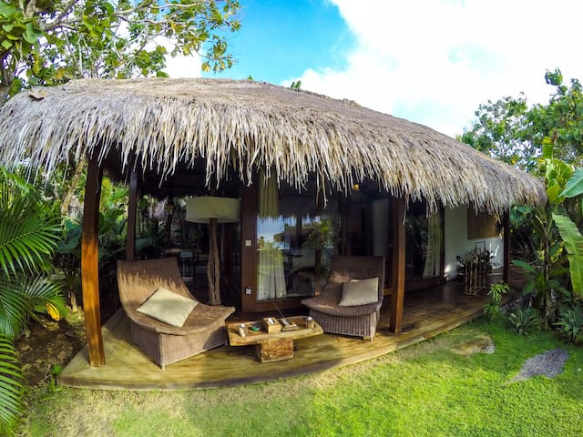Bungalow Balangan Beach - La Cabane